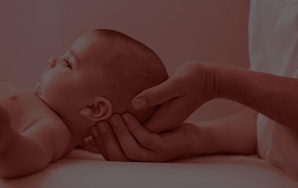 Osteopatia para bebes en Valladolid
