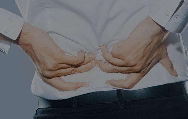 Osteopatia como solucion al dolor de espalda