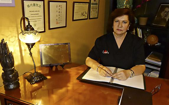 Especialista en Reiki Valladolid