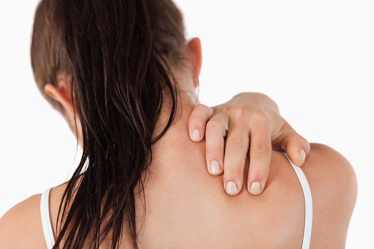 dolor de cuello latigazo cervical cervicales masaje valladolid